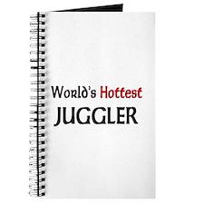 World's Hottest Juggler Journal
