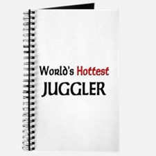 World's Hottest Juggler Journal