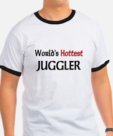 World's Hottest Juggler T