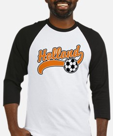 Holland Soccer Baseball Jersey