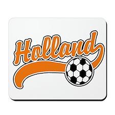 Holland Soccer Mousepad