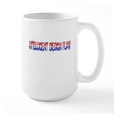 Intelligent design flaw Mug