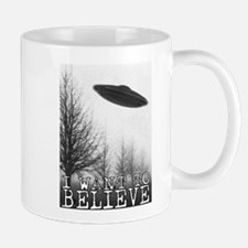 I Want To Believe Small Small Mug
