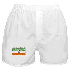 Somaliland Somali Flag Boxer Shorts