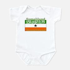 Somaliland Somali Flag Infant Bodysuit