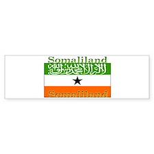 Somaliland Somali Flag Bumper Car Sticker