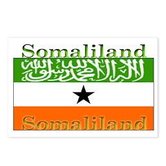 Somaliland Somali Flag Postcards (Package of 8)