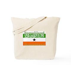 Somaliland Somali Flag Tote Bag