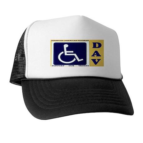 Disabled Vets Trucker Hat