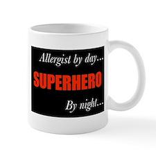 Superhero Allergist Gift Mug