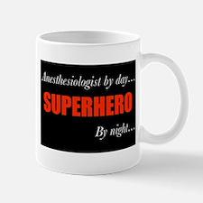 Superhero Anesthesiologist Mug