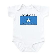 Somalia Somali Flag Infant Bodysuit