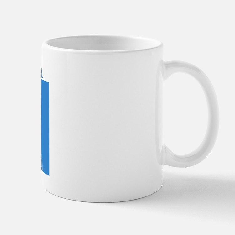 Somalia Somali Flag Small Small Mug