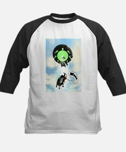 Comical Cow Abduction Tee
