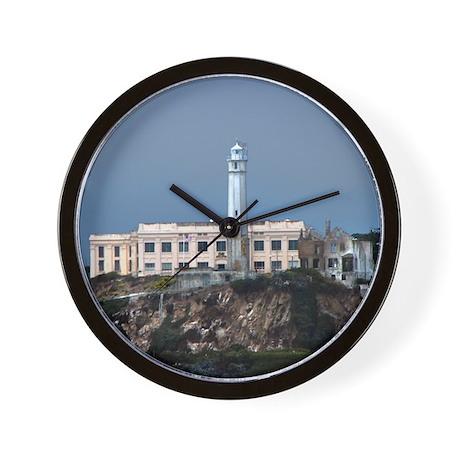 Helaine's Alcatraz Island Wall Clock