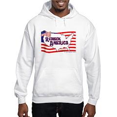Redneck America Hoodie