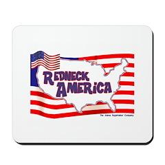 Redneck America Mousepad