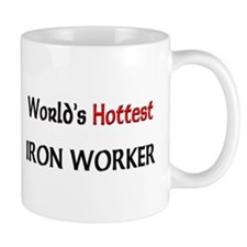 World's Hottest Iron Worker Mug