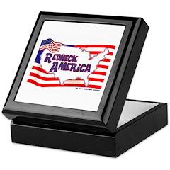 Redneck America Keepsake Box