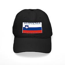 Slovenia Baseball Hat