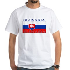 Slovakia Slovak Flag Shirt