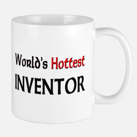 World's Hottest Inventor Mug