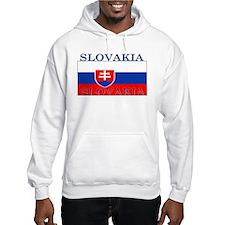 Slovakia Slovak Flag Hoodie
