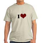 i heart Light T-Shirt