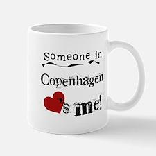 Someone in Copenhagen Mug