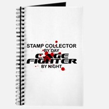Stamp Collector Cage Fighter by Night Journal