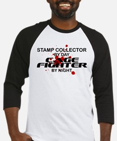 Stamp Collector Cage Fighter by Night Baseball Jer