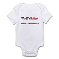 World's Hottest Insurance Claims Inspector Infant