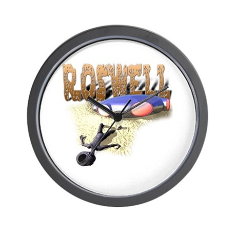 Roswell V3 Wall Clock