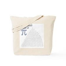 Piece of Pi Tote Bag