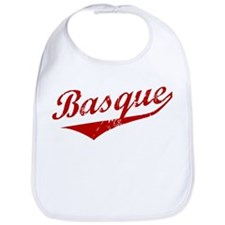 Basque Swoosh Bib