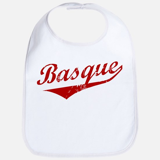 Basque Swoosh Bib