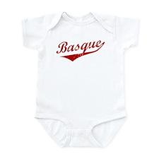 Basque Swoosh Infant Creeper