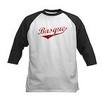 Basque Swoosh Kids Baseball Jersey