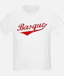 Basque Swoosh Kids T-Shirt
