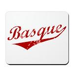 Basque Swoosh Mousepad
