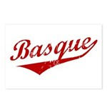 Basque Swoosh Postcards (Package of 8)