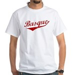 Basque Swoosh White T-Shirt