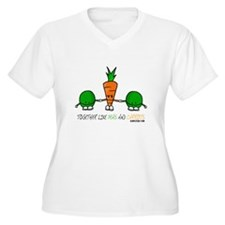 Cute Peas and carrots T-Shirt