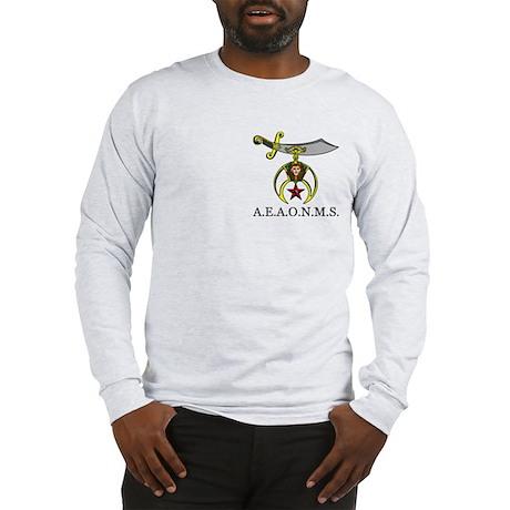 PHA Shrine Design No. 2 Long Sleeve T-Shirt