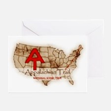 Antique Appalachian Trail Greeting Cards (Pk of 10