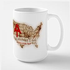 Antique Appalachian Trail Mug