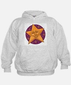 Star Face Hoody