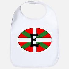 E Flag Bib