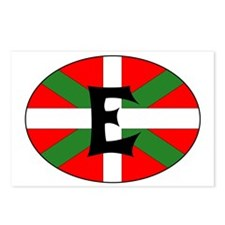 E Flag Postcards (Package of 8)