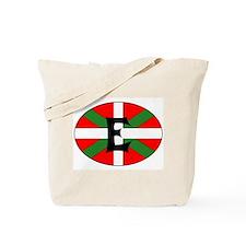 E Flag Tote Bag